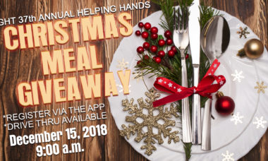 FGHT Helping Hand Giveaway 2018