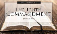 FGHT Devotional - The Tenth Commandment