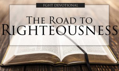 The Road to Righteousness