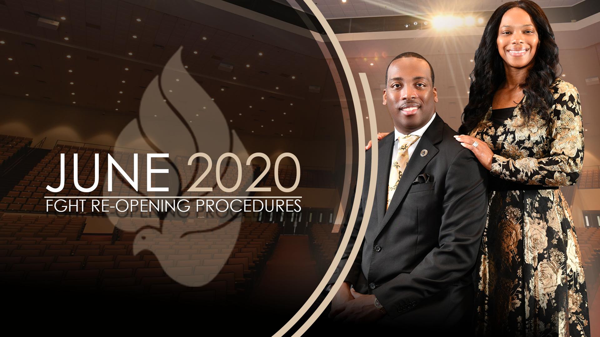 Reopening Procedures