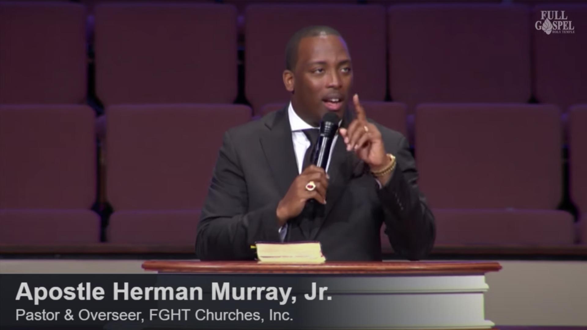 Apostle Herman L. Murray